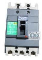 Mccb Ezc Breaker Easypact Schneider Ezc100h 3p 60a เบรกเกอร 3p เบรกเกอร square d ezc100h 3p 30ka