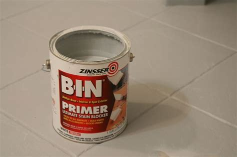 Best Primer For Bathroom by Primer To Use For Painting Tile Flooring For The Home
