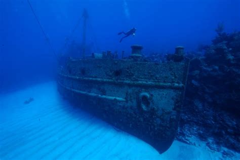 travel from jamaica to cuba by boat scuba diving in pirate territory sports adventure