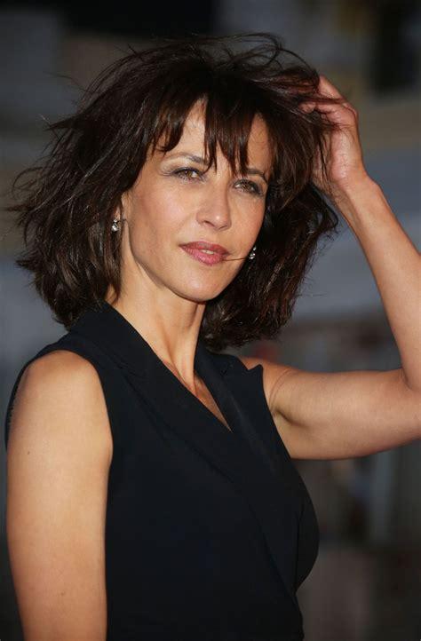 sophie marceau at cabourg film festival celebzz celebzz