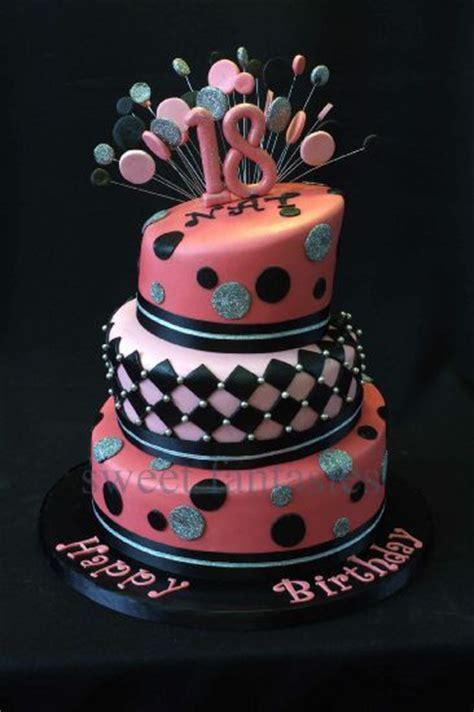 16 Best images about 18 birthday cake on Pinterest