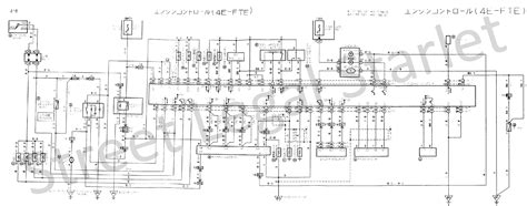 starlet electrical wiring diagram wiring diagram and