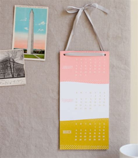 Simplesong Designs by 2012 Calendars Take 3 Design Crush