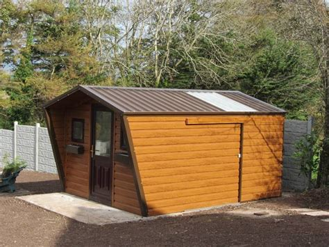 Wooden Sheds Northern Ireland by Steel Sheds And Garages Northern Ireland Chalets