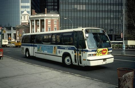 new york gmc new york city transit gmc rts 3306 location south ferry