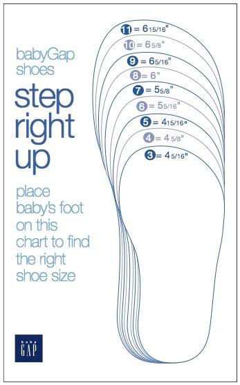 printable shoe size chart uk sizing bausterbauster
