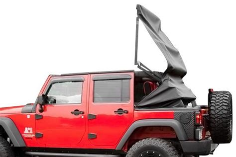 Jeep Wrangler Power Top Rugged Ridge 174 13515 01 Jeep Wrangler Unlimited 2007 2015