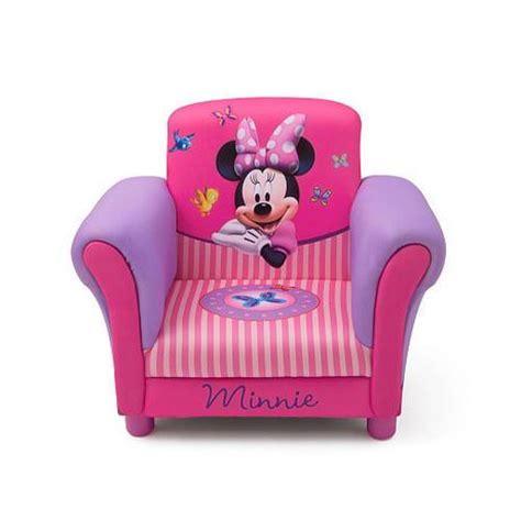 walmart minnie mouse couch disney minnie mouse upholstered chair walmart ca