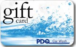 wash package cards buy car wash online pdq car wash wisconsin - Pdq Car Wash Gift Cards