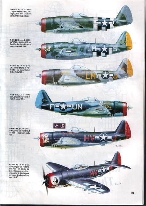 paint schemes p 47 3 m 252 zedeki u 231 aklar p 47 thunderbolt originals paint
