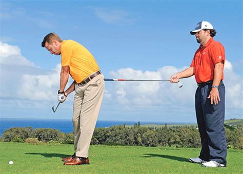 One Culprit Of Early Extension In The Golf Swing