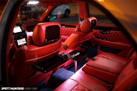lexus ls400 vip interior the homemade vip hero speedhunters