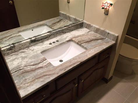 bathroom gallery � creative countertops