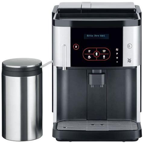 wmf koffiemachine 800 wmf 800 silver kaffeevollautomat im test auf testsieger de