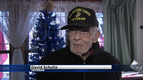 Cbs 58 Veterans Give Blood   quot it s kind of an honor quot local company surprises veteran