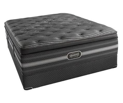 beautyrest black plush pillow top