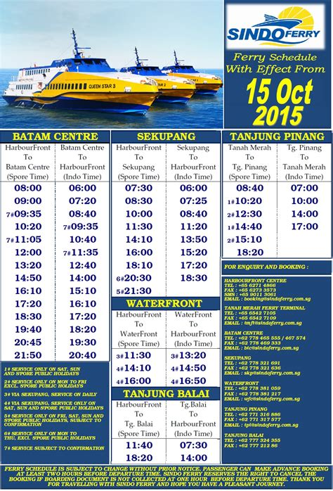 Etiket Batam To Singapore Sindo Ferry All In Tax 1way buy 2 way all in sindo ferry ticket singapore batam deals for only s 34 instead of s 48