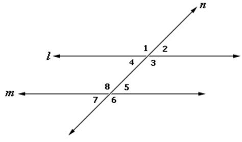 Parallel Lines Cut By A Transversal Worksheet Pdf by Parallel Lines Cut By Transversal Worksheet Problems
