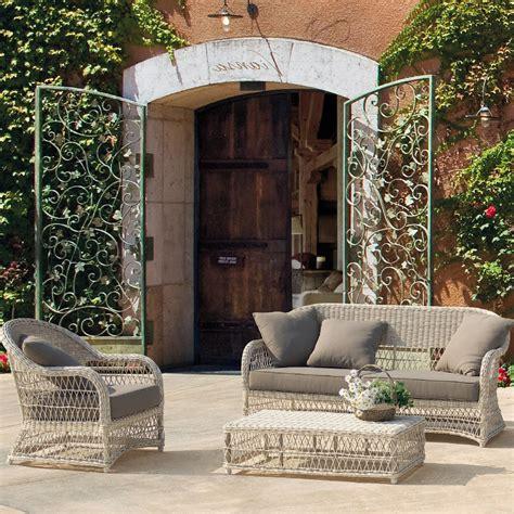 mobili giardino outlet salotto da giardino provenzale mobili provenzali giardino