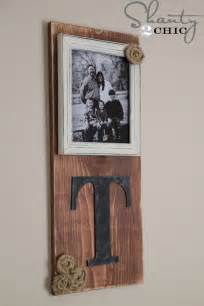 diy picture frame shanty 2