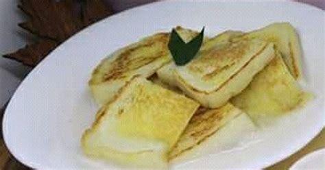 resep roti bakar enak  sederhana cookpad
