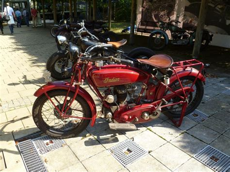 Indian Motorrad At by Indian Motorrad Bei Den Luxembourg Classic Days In Mondorf