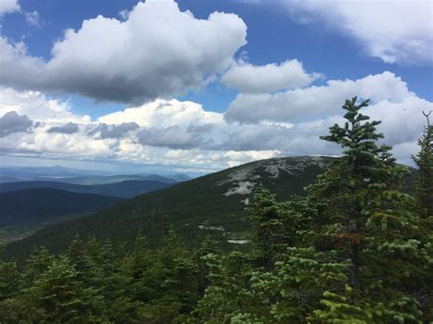 Table Rock Maine by Grafton Notch State Park Baldpate Mountain And Table