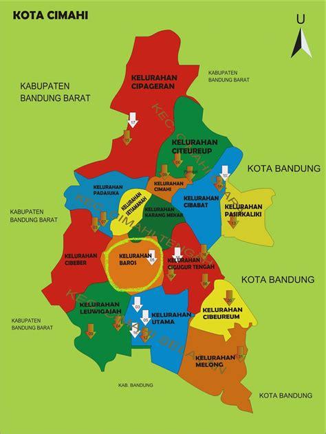 Peta Lipat Kota Cimahi jawa barat sejak lama sudah punya pembalap di motogp macantua