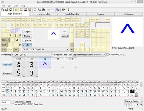 best layout editor kbdedit the best keyboard layout editor for windows 10