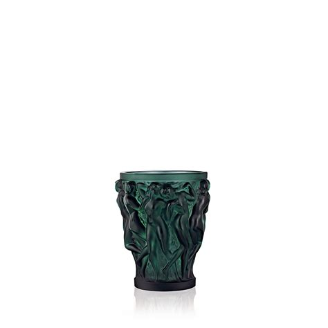 Small Vase by Bacchantes Vase Green Small Size Vase