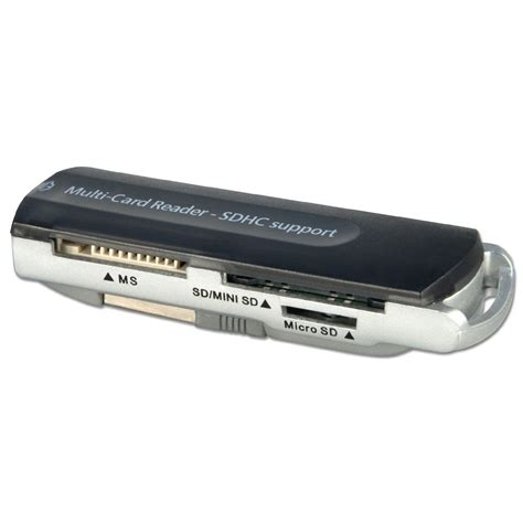 Card Reader Usb 2 0 usb 2 0 card reader classic supports 40 card types from lindy uk