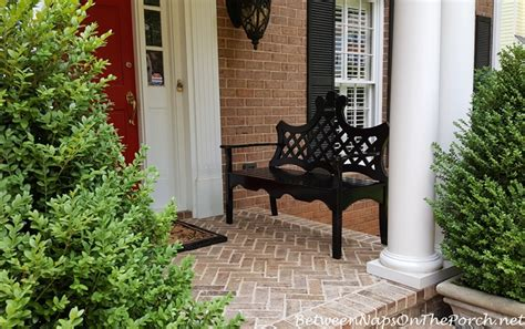 benches for front porch two new benches for the front porch