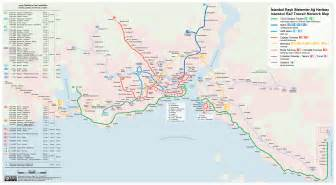 Istanbul Metro Map by Istanbul Metro Map Where Is Istanbul Istanbul Is