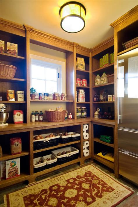 Kitchen With Walk In Pantry kitchen pantry design ideas