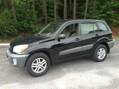 airbag deployment 2001 toyota rav4 transmission control buy used 2001 toyota rav 4 clean carfax 2 owner 2 0 4 cyl automatic very clean in hixson