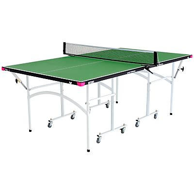3 4 size table tennis table butterfly junior indoor rollaway 34 size table tennis