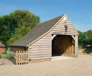 a frame house plans with garage inspiring timber frame garage plans 15 oak timber framed