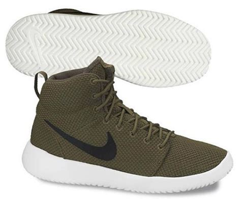 hi top running shoes nike roshe run high look theshoegame