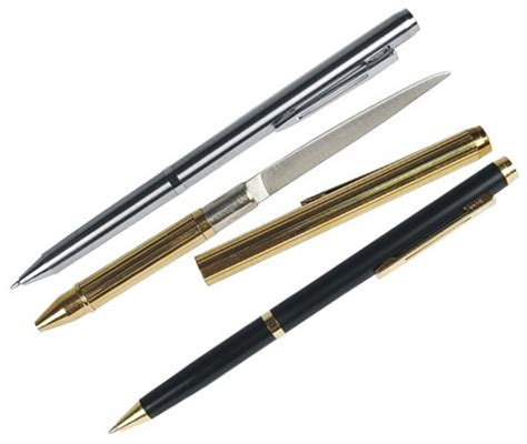 pen knife blade pen knife concealed blade in a pen tbotech self defense