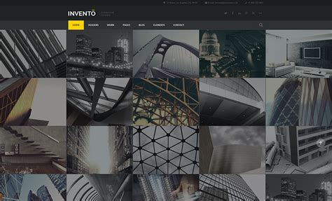 Bootstrap Gallery Templates Free Premium Themes Bootstrap Gallery Template