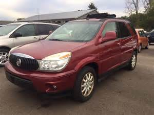 Buick Rendezvous Suv 2006 Buick Rendezvous Awd Cxl 4dr Suv In Greenville Mi