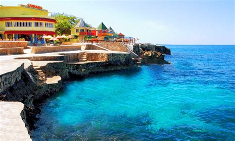 all inclusive samsara cliff resort stay with airfare from vacation express in negril groupon