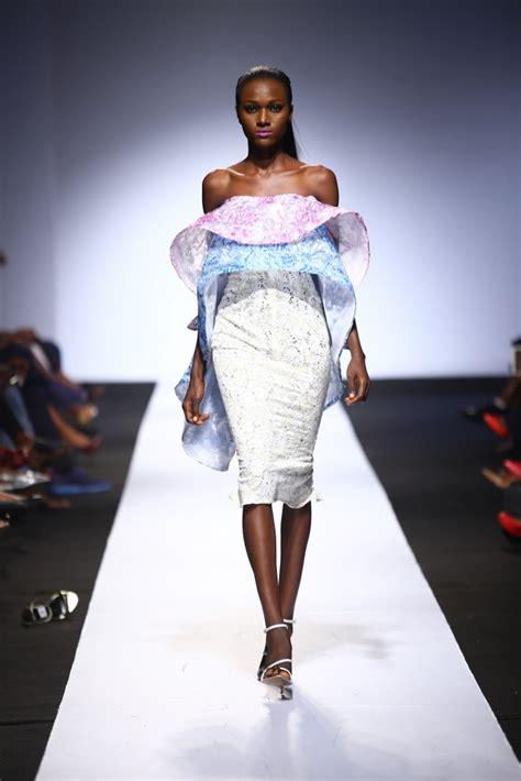 design fashion week on the catwalk between the africa fashion week nigeria