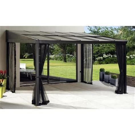 Patio Retractable Awning 1000 Images About Gazebos On Pinterest