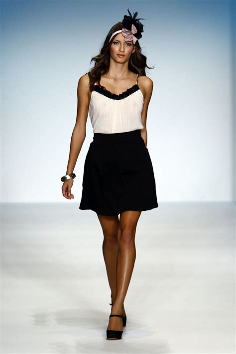 Conrads Fashion Collection by Conrad Collection Mbfw 09 Runway 60 Of 143 Zimbio