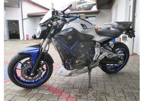 Yamaha Motorrad 34 Ps by Umgebautes Motorrad Yamaha Mt 07 Von Motor Bike 1000ps Ch