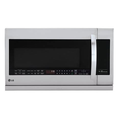 Microwave Oven Lg Ms2042d lg electronics 2 2 cu ft the range microwave in