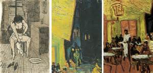 Awning Meaning Vincent Van Gogh May Have Hidden The Last Supper Within