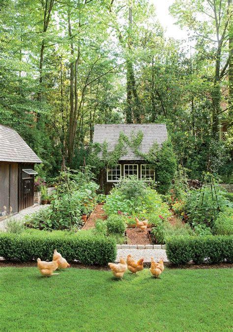 Chicken Garden by Best 25 Potager Garden Ideas On Small Organic