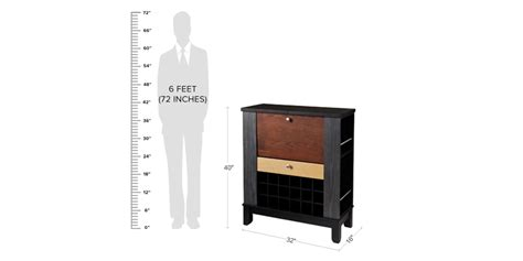 Compact Bar Cabinet Compact Bar Cabinet With Pull Front